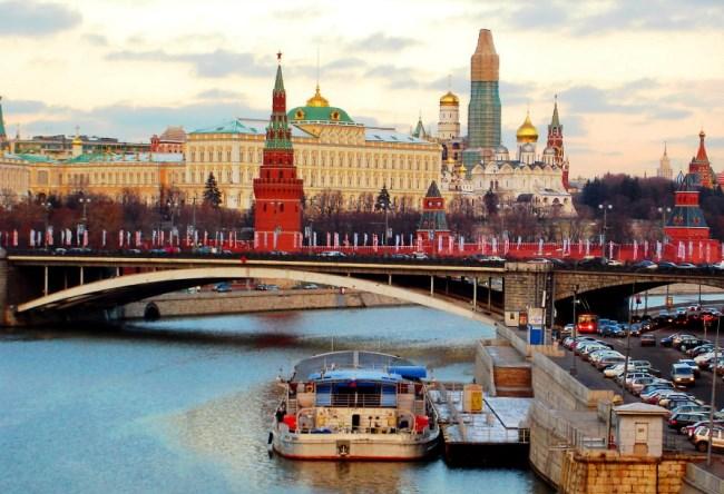 Сердце России  Московский Кремль 3