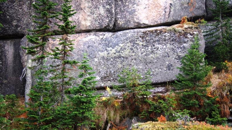 Древние мегалиты Горной Шории 5