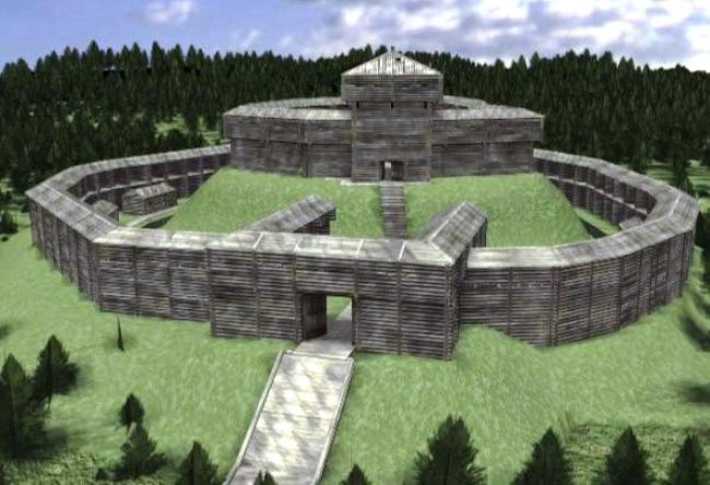 Мифический город Эмдер 3