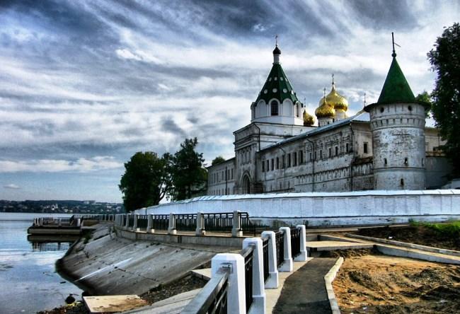 Свято-Троицкий Ипатьевский монастырь 2