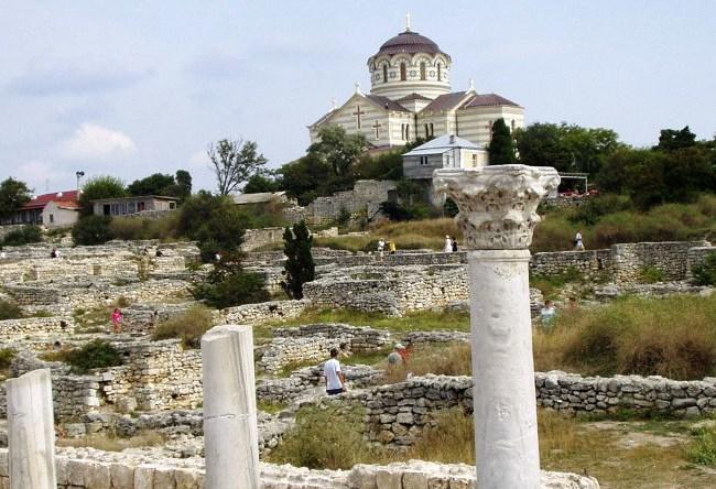 Город герой Севастополь 6