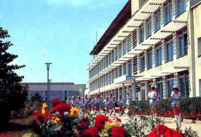Рай из детства  город Евпатория 2