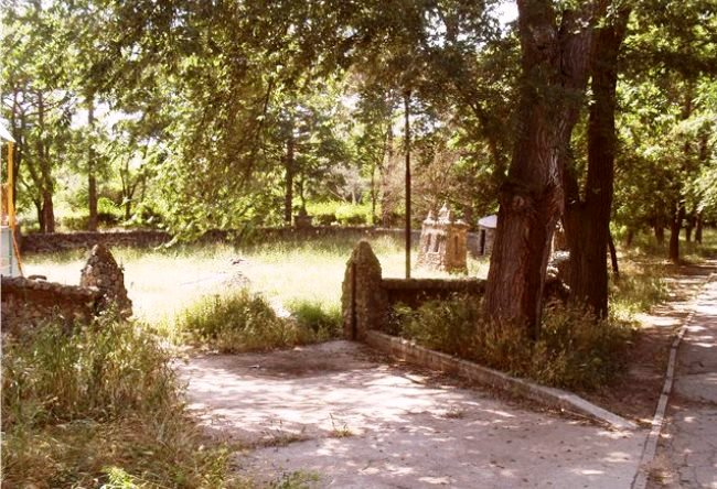 Рай из детства  город Евпатория 5