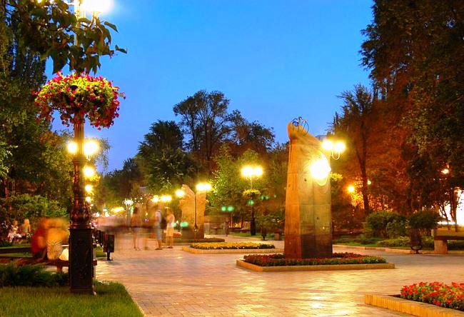 Самый настоящий бриллиант  город Донецк 5