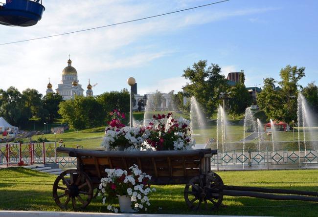 Саранск древняя столица Мордовии 3