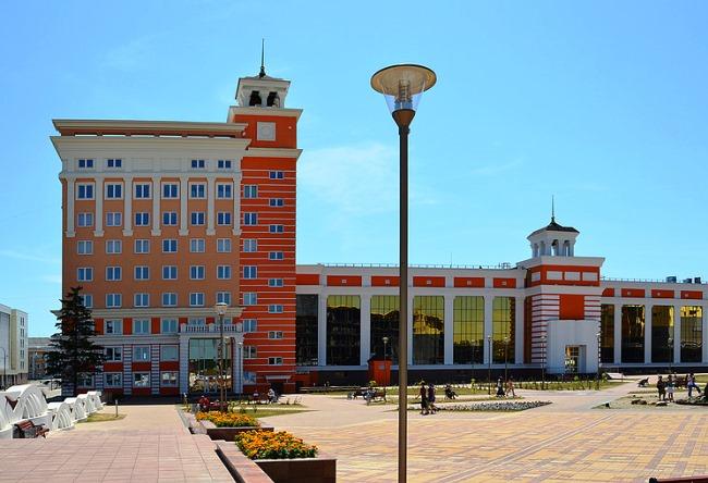 Саранск древняя столица Мордовии 4