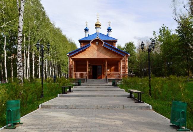 Саранск древняя столица Мордовии 5