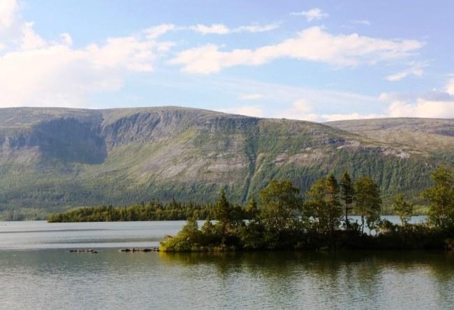 Мистическое озеро Райявр на Кольском 5