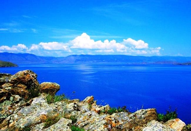 Сердце Байкала  остров Ольхон 3