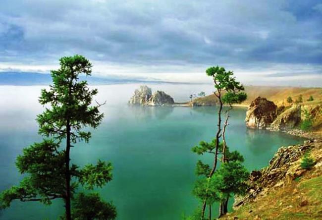 Сердце Байкала  остров Ольхон 4
