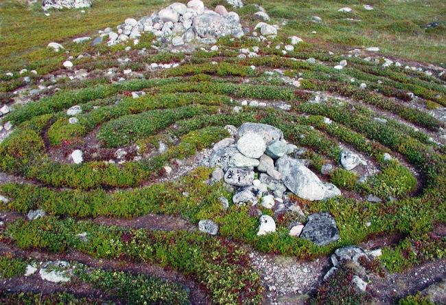 Лабиринты Соловецких островов 2