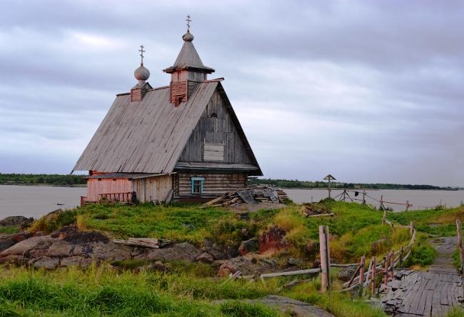 Лабиринты Соловецких островов 5