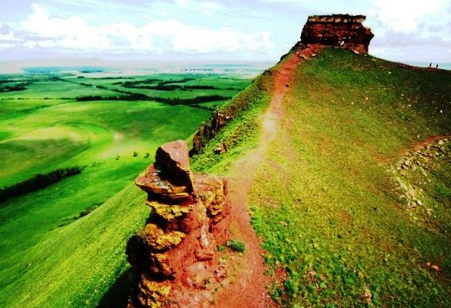 Обсерватория древних  горные Сундуки 2