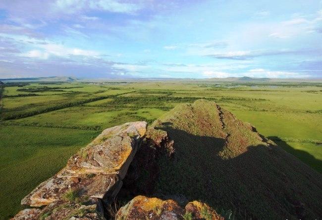 Обсерватория древних  горные Сундуки 3
