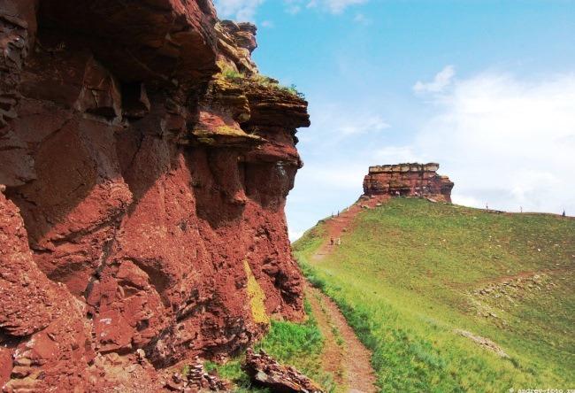Обсерватория древних  горные Сундуки 4
