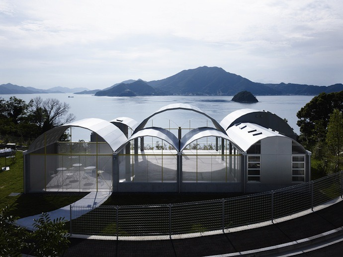 Museum of Architecture Toyo Ito, Japan (2011)