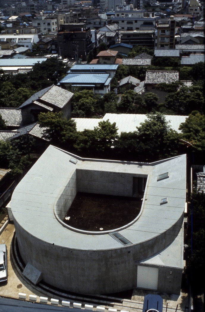 Дом White U, Токио, Япония, (1975-1976)