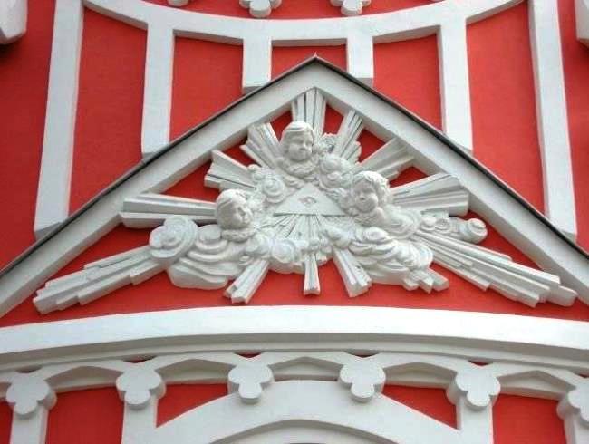 Чесменская церковь 2