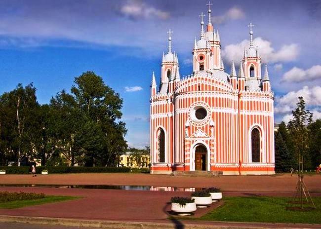 Чесменская церковь 3