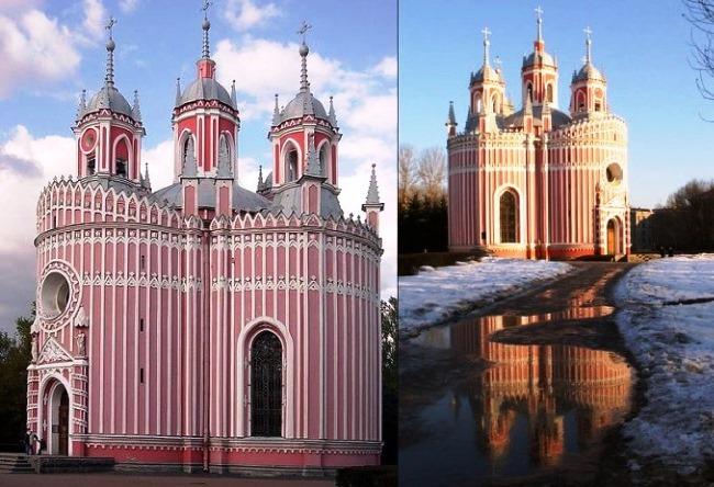 Чесменская церковь 4