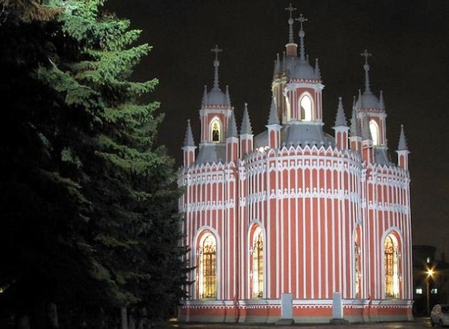Чесменская церковь 5