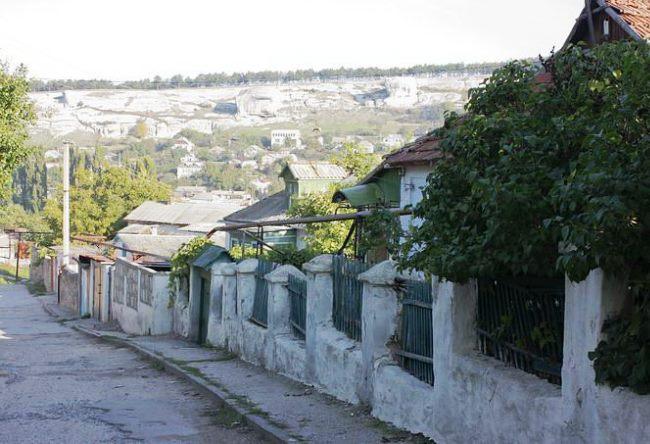 Bakhchisaray Khan city 2