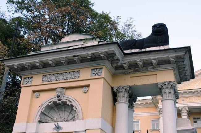 Batasheva House a monument to Moscow classicism 2