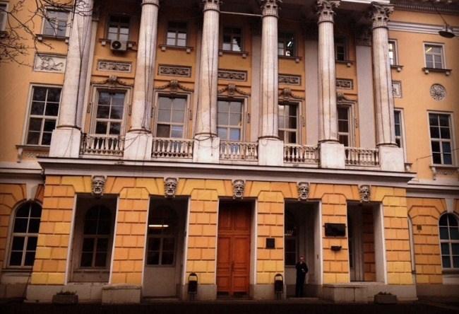 Batasheva House a monument to Moscow classicism 4
