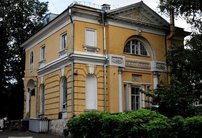 Batasheva House a monument to Moscow classicism 5