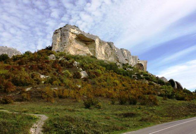 Cave monastery Kachi Kalon 3