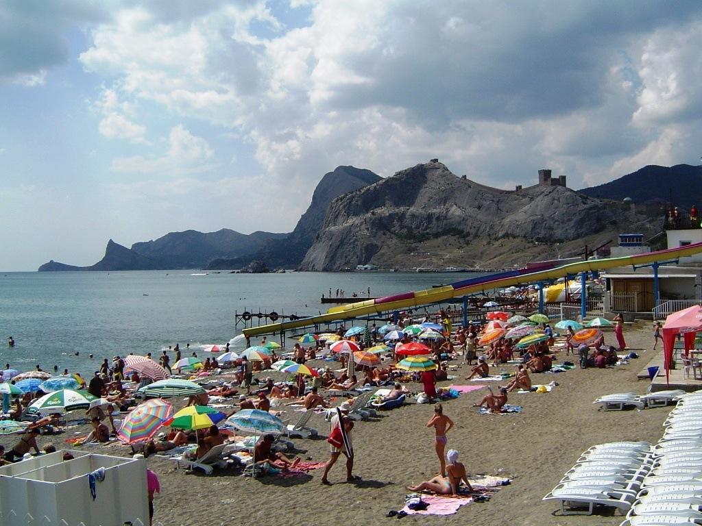 Crimean beaches 4