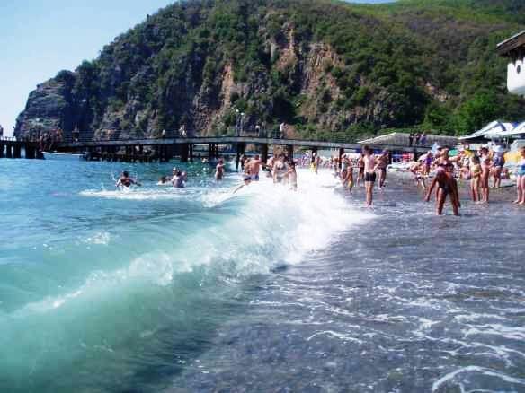Crimean beaches 5