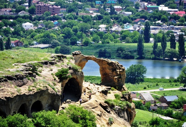 Mountain Ring in Kislovodsk sung by Lermontov 2