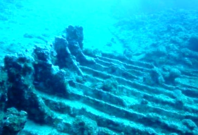Sochi. The ancient sunken city 3