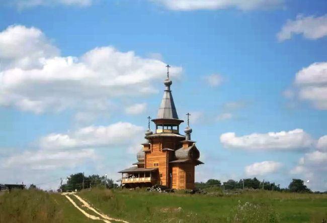 Town of White Gods at Sergiev Posad 3