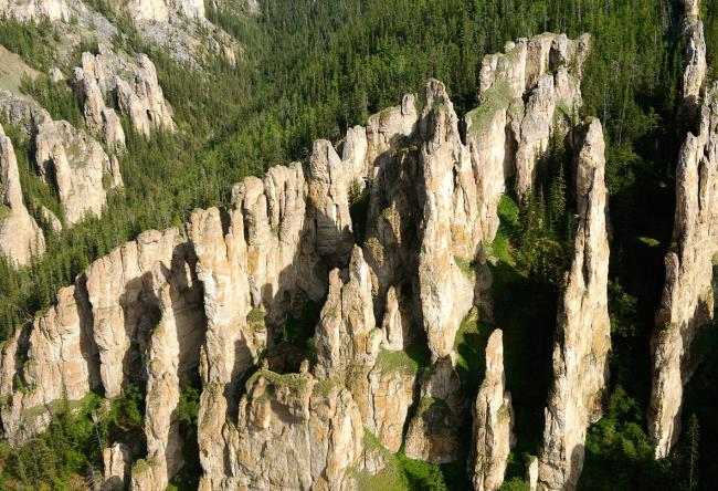 Lena Pillars Nature Reserve 4