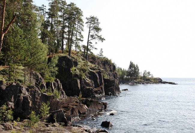 The monastery Valaam Island 2