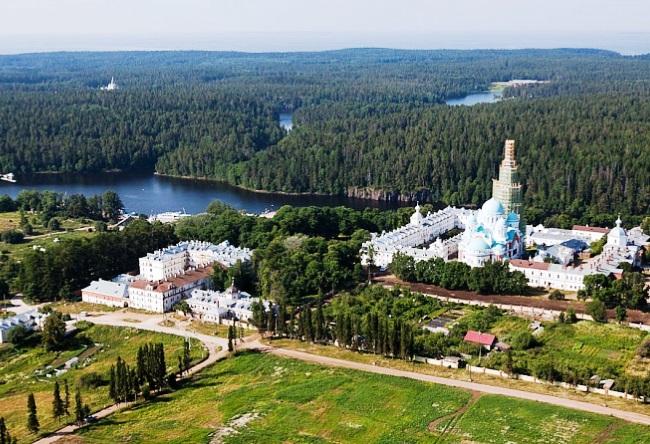 The monastery Valaam Island 5