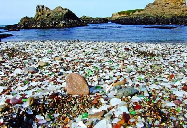 Glass Beach or natural golyshiki 5