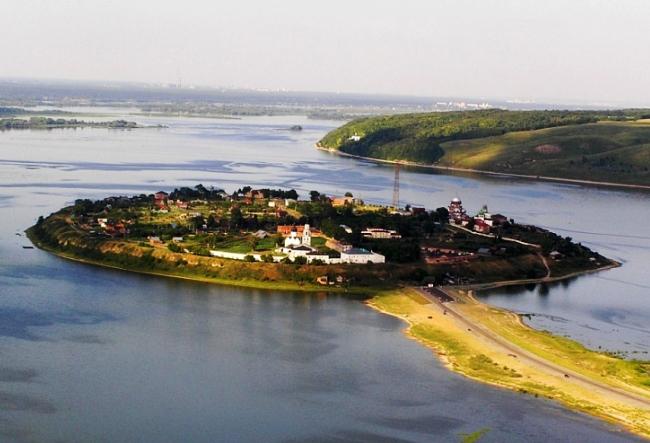 City island Sviyazhsk 5