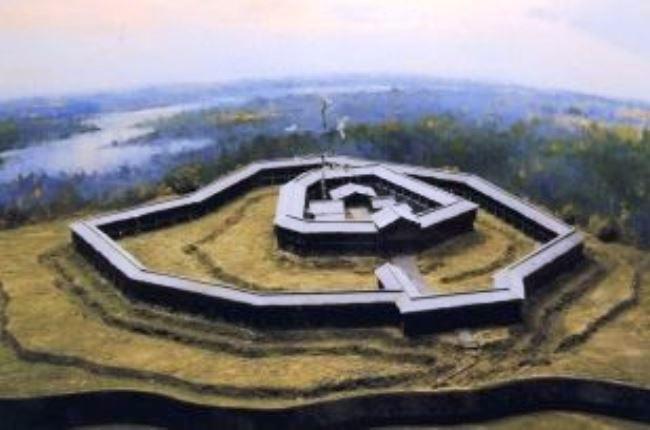 The mythical city Emder 5