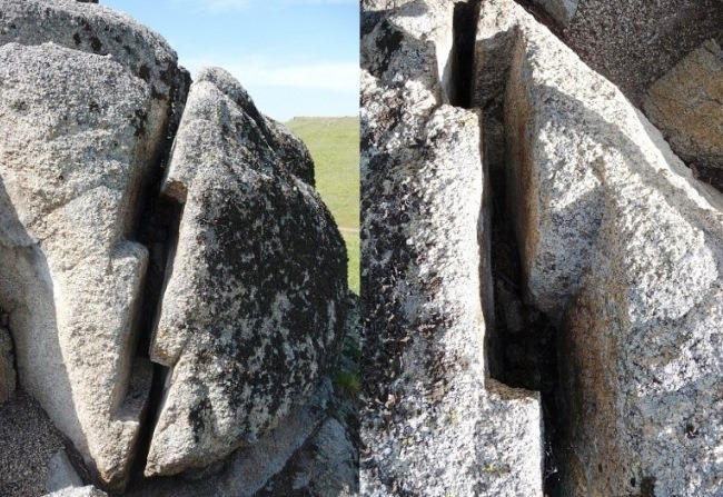 Sheera Lake megaliths 3