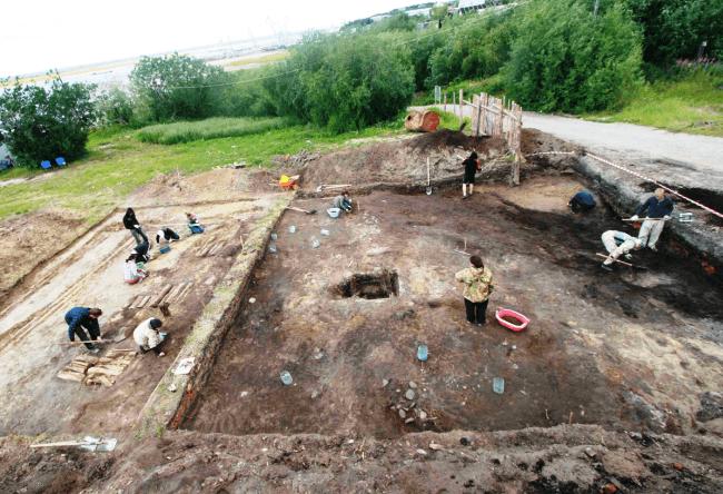 Ust-Poluyskoe settlement 4