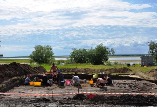Ust-Poluyskoe settlement 5