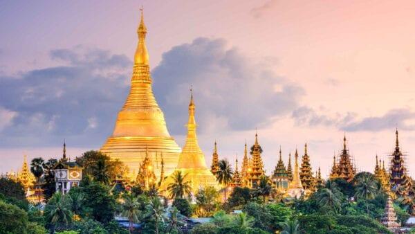 Самые красивые буддийские монастыри и храмы