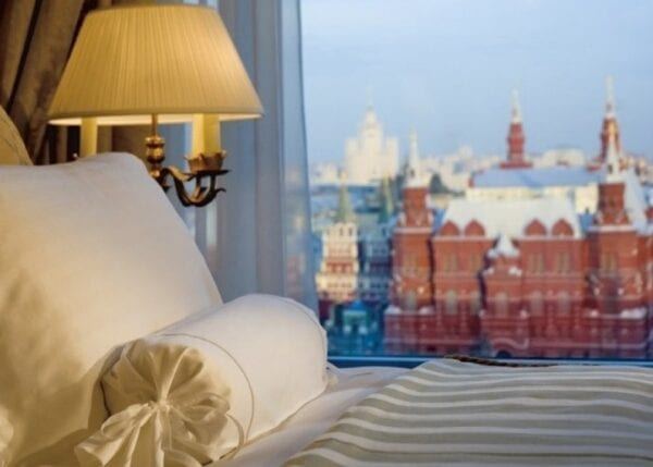 How to choose a hotel in Moscow?