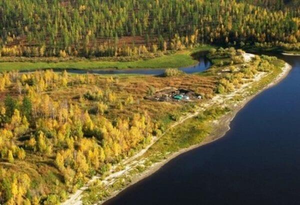 Ust-Poluyskoe settlement