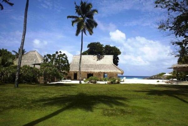 North Island Hotel Seychelles