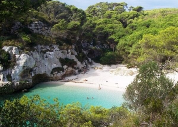 Fantastic Gulpiyuri beach