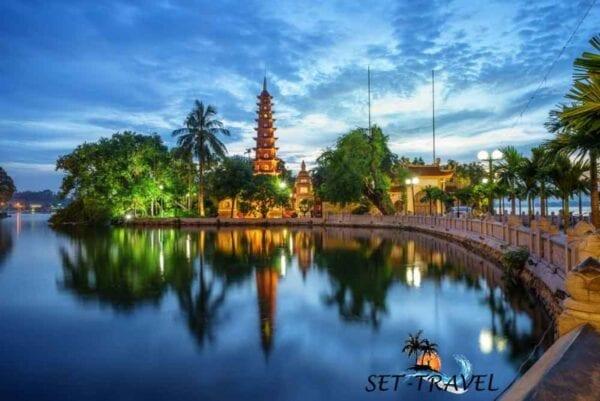 Удивительные места Вьетнама: города, курорты, парки, достопримечательности